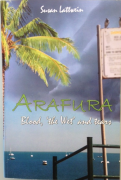 Arafura book cover paint