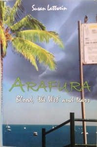 Arafura book cover