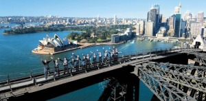 Harbour Bridge etc