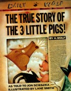 True Story of 3 pigs
