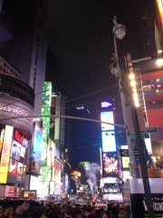 Times Square PM