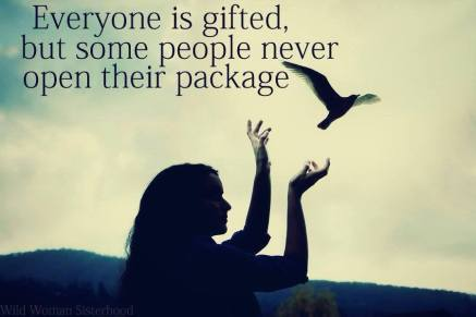 everyone is gifted