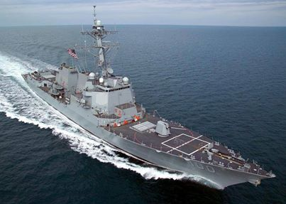 USS kidd
