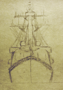 Sketching the Ship