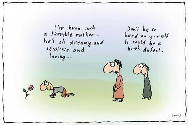 an overview of the michael leunig biography Painter, cartoonist, poet and writer, was born in footscray, melbourne, only son of   his curly world for nation review remains one of leunig's favourite drawings.