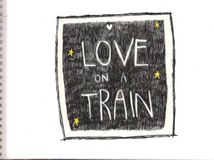 love on a train